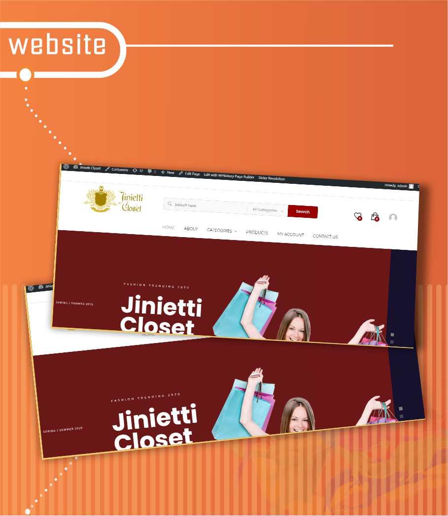 Jinietticloset.com